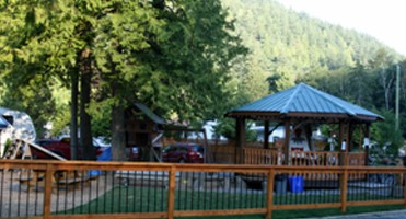 Harrison Hot Springs & RV campsites BC