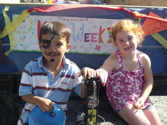 BC RV rental with kids club, Harrison RV camping with pool, kid-friendly RV park BC