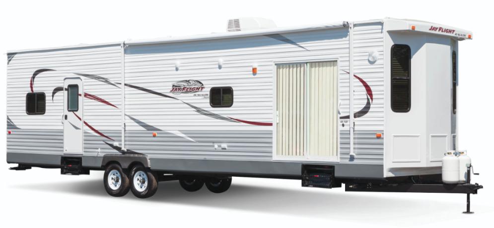 Jayco Trailer - 4ofks - RV Lot Rentals & RV Parks Camping Harrison