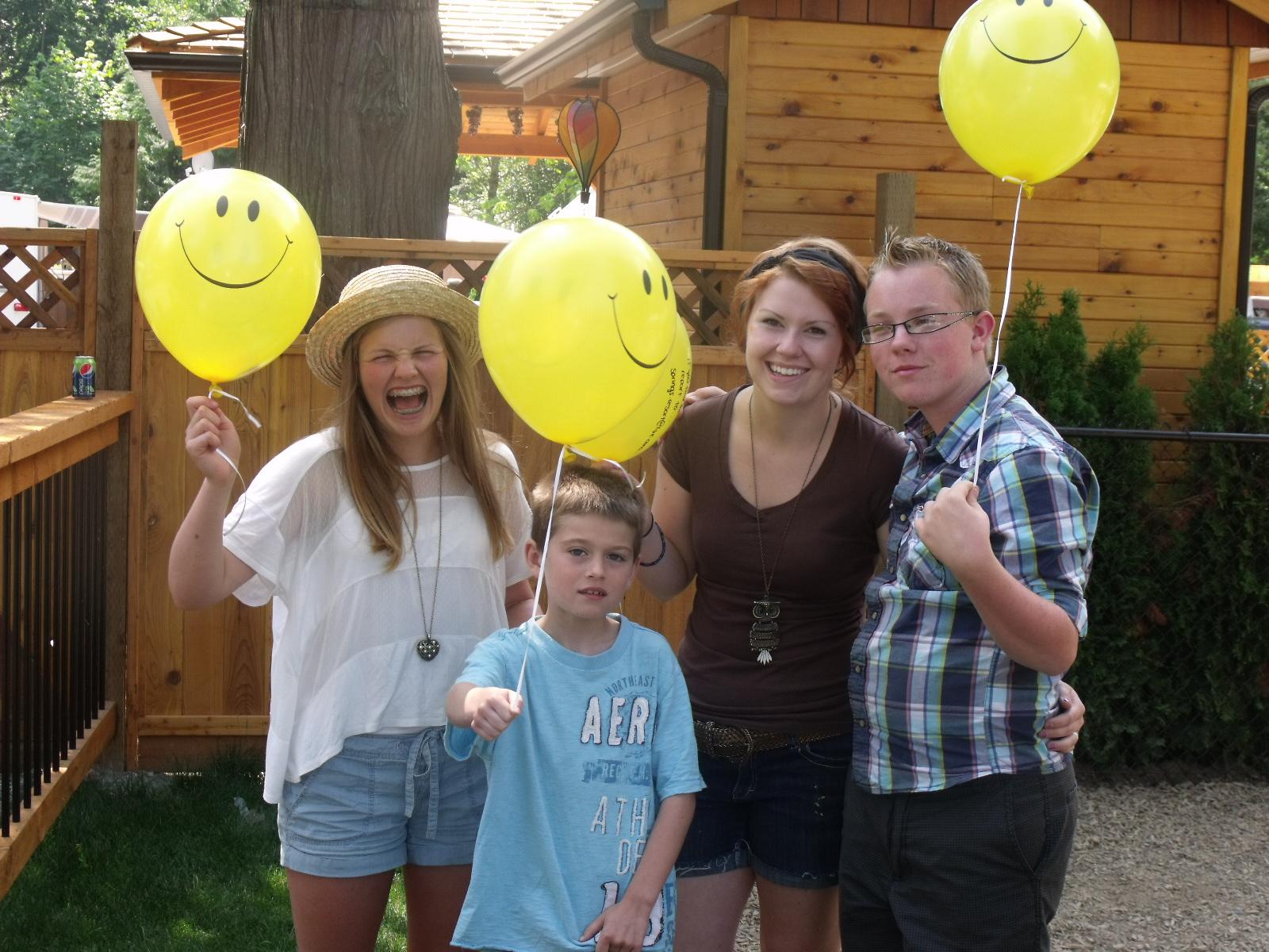 family rv resort harrison, kids rv camping bc