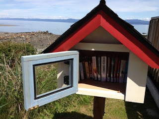 little free libraries in Harrison Hot Springs 2